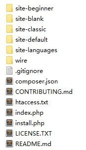 如何安装ProcessWire?