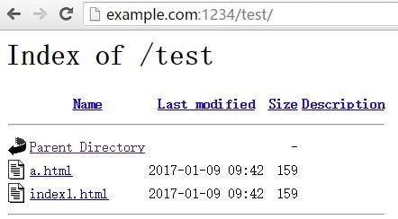 Apache服务器配置之:Options指令