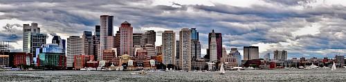 Waterfront, Boston, Massachusetts
