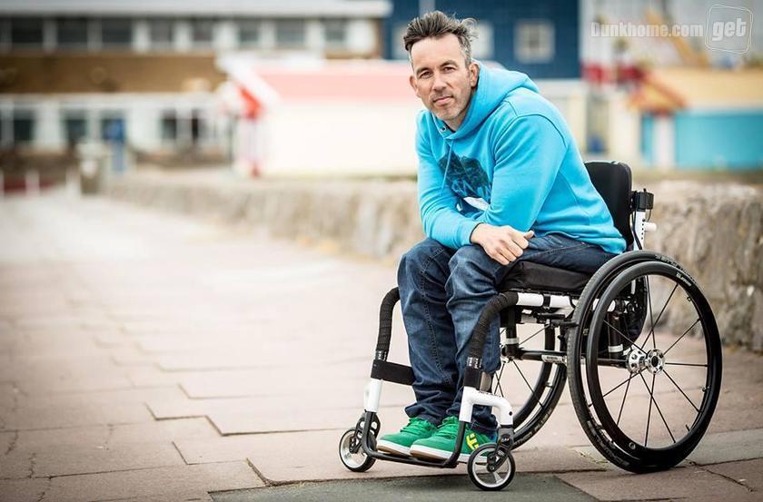 致敬Martyn Ashton:轮椅上的传奇