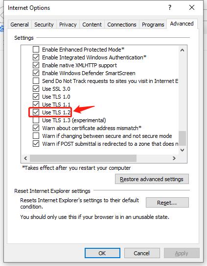 Microsoft Store微软应用商店无法加载内容的解决方法
