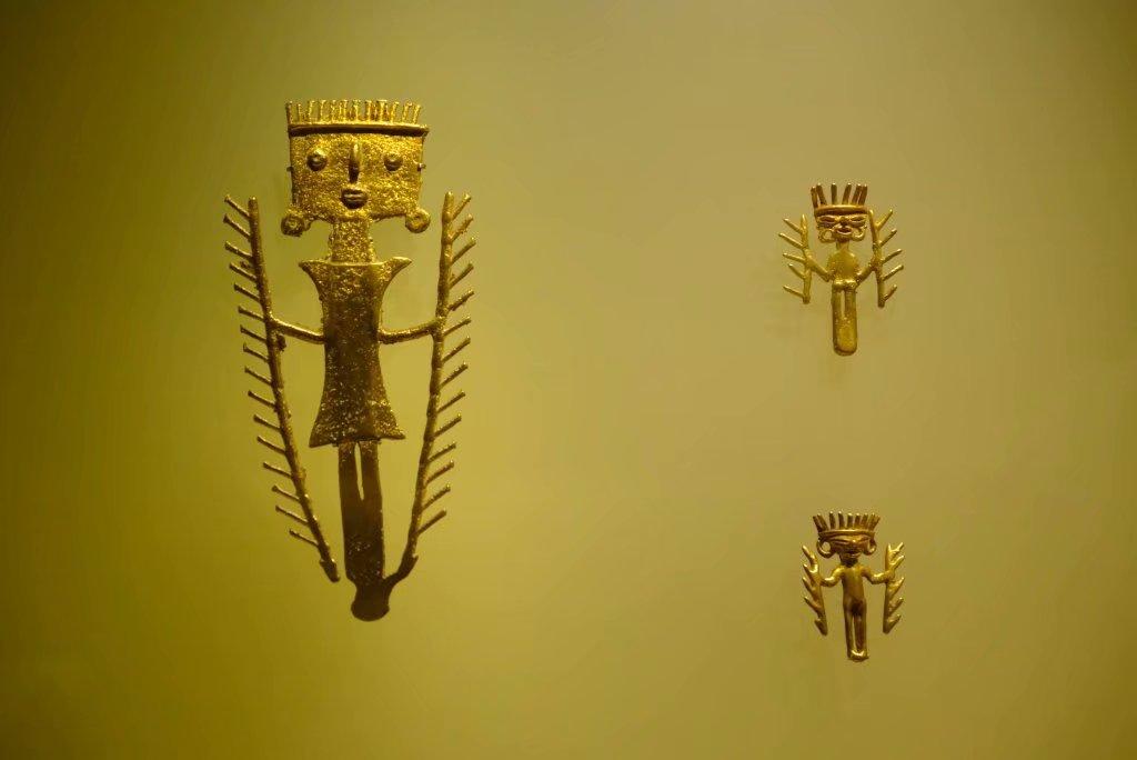 南美自驾游之哥伦比亚篇(6) - 黄金博物馆2