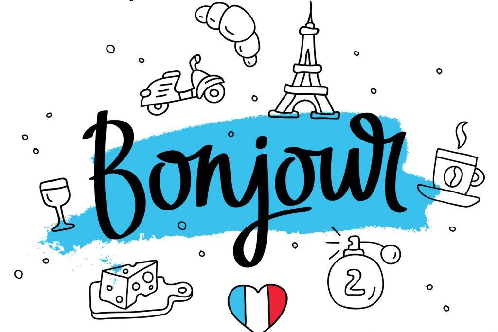 法语初学者必须掌握的100个动词